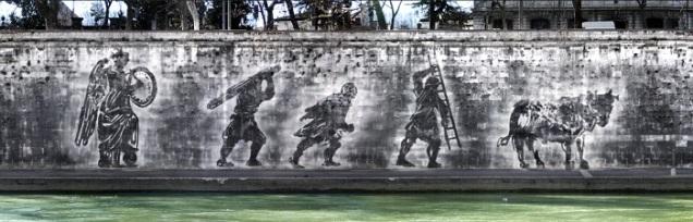 tevere-street-art-William-Kentridge-3
