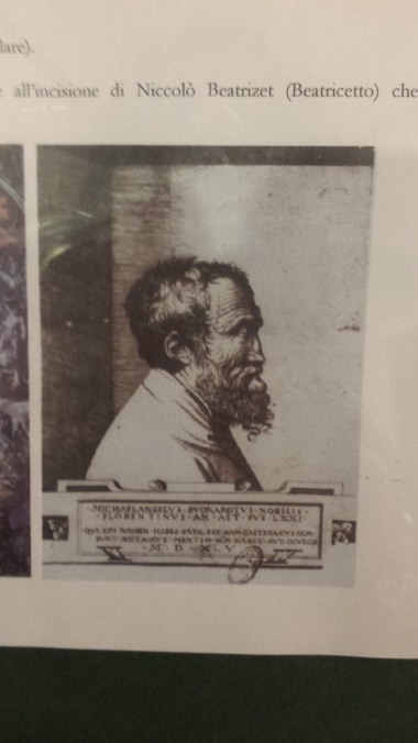 Michelangelo ritratto