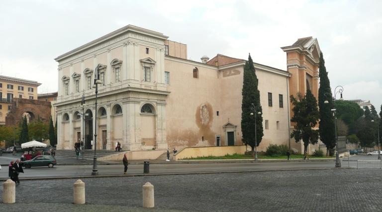 Scala santa  Rom