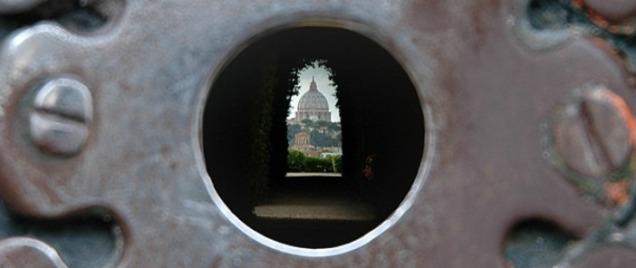 Il buco di roma