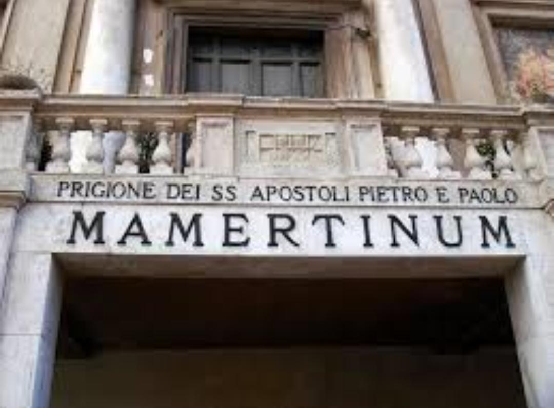 Il Carcere Mamertino, il più antico di Roma