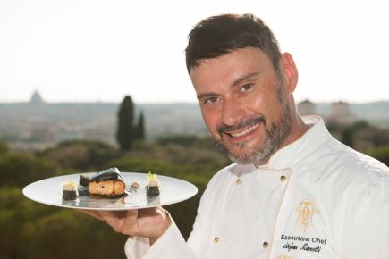 Chef Stefano Marzetti - Mirabelle
