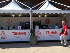 Stand Trimani al Taste of Rome 2019