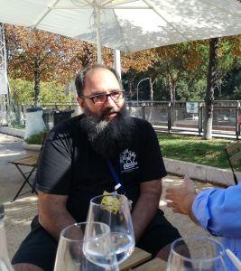 Giovanni Trimani al Taste of Rome 2019