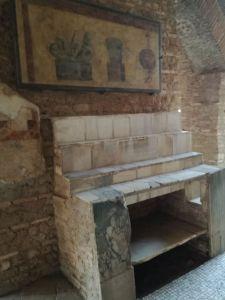 Il bar dell'antica Roma